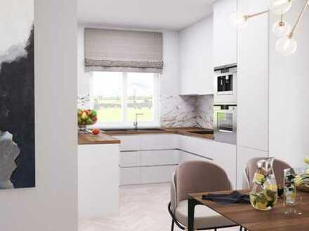 Neuwertig-Erstbezug, 2,5-Zimmer Wohnung mit Terrasse