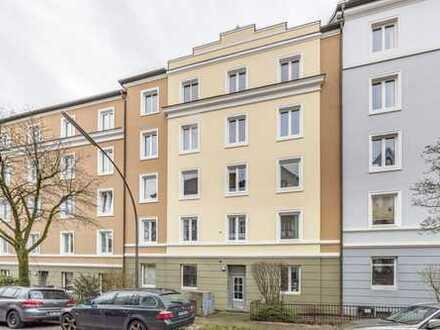 Eppendorf! Helle 3-Zimmer Wohnung fußläufig zum UKE