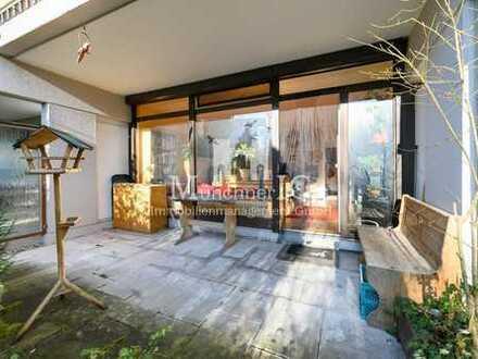 MÜNCHNER IG: Modernes & lichtdurchflutetes 1-Zimmer Apartment in ruhiger Lage