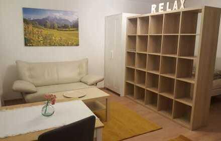 Stilvolles 1 Zimmer-Apartment in Manching - vollmöbiliert