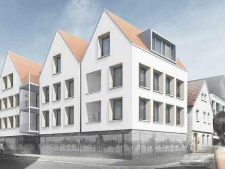3-Zi.-Neubau-Wohnung in der Altstadt