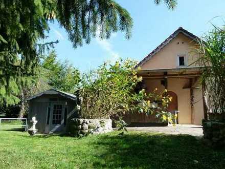 Geräumiges Doppelhaus in guter Lage in Ottobeuren-Ortsteil