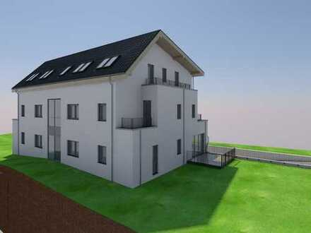 Neubau-Eigentumswohnung in 6-Familienhaus