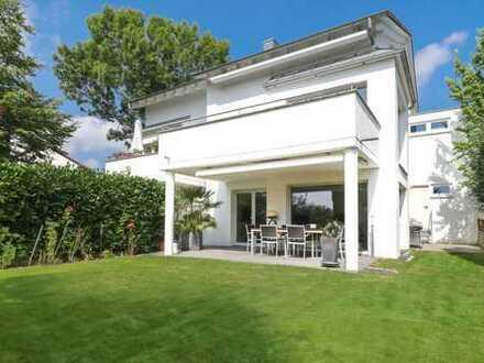 Moderne, gepflegte Doppelhaushälfte am Tannenberg