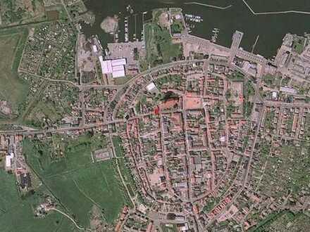 Grundstück im Stadtsanierungsgebiet