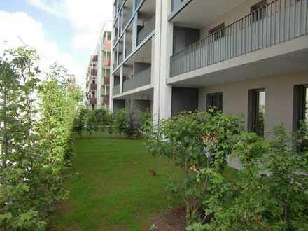 ***Wohnung mit eigenem Garten in der Bahnstadt***
