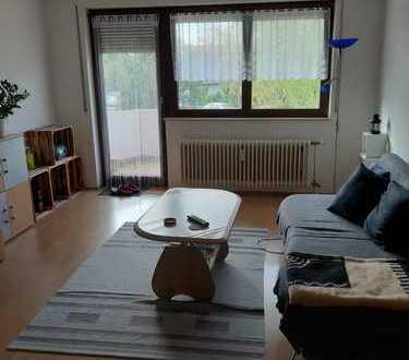 Schöne 2-Zimmer-Wohnung mit Balkon und Garage in Dansenberg