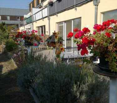 Vermietete 2-Zimmer-Erdgeschosswohnung mit Terrasse in Rehfelde OT Zinndorf
