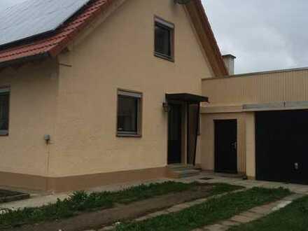 Einfamilienhaus für eine Familie mit Kindern