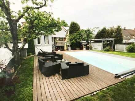 3-Familien Haus inkl. Baugrundstück und Pool, in Top Lage!