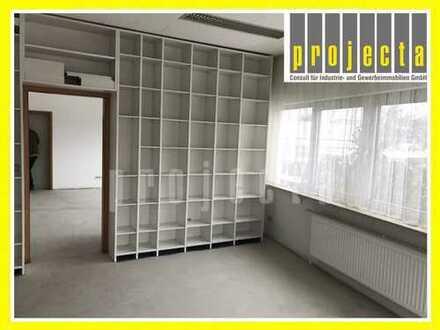 PROJECTA: attraktive Büroflächen zu vermieten**ab sofort verfügbar**069 955 1100**