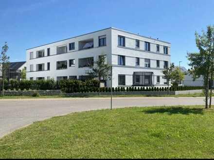 Exklusive, neuwertige 4-Zimmer-Wohnung mit Balkon und EBK in Schönaich