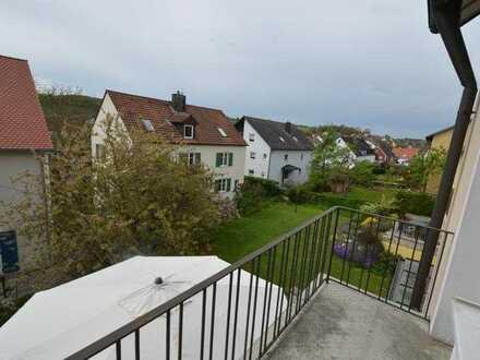 Keine WG!Neu ren. 3-Zi.-Whg. mit Balkon u. Gartenmitbenutzung in Kareth, Gmd. Lappersdorf