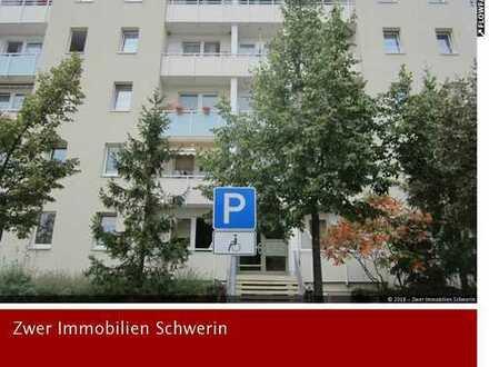 Super Angebot - Noble Eigentumswohnung mit 2 Balkons mitten im Grünen in der Kreisstadt Parchim