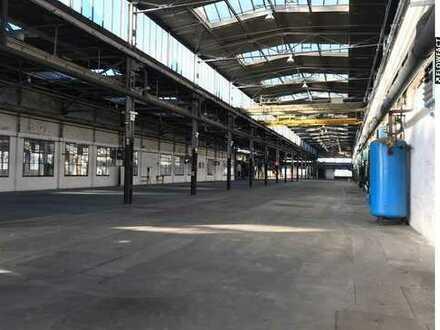 Beheizte Lager-, Logistik- oder Produktionshalle in Berlin Spandau