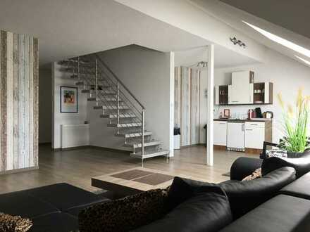 Moderne 4 ZKB Maisonettewohnung in Eppelheim zu vermieten