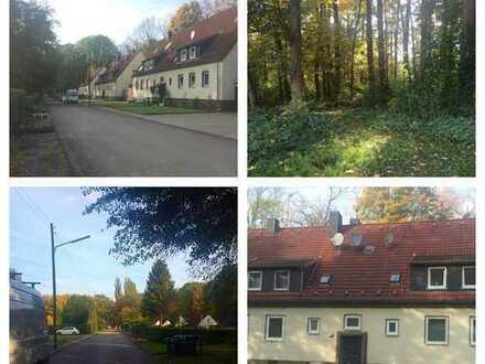 Wohnen im grünen Hordel: Gemütliche Singel EG-Wohnung