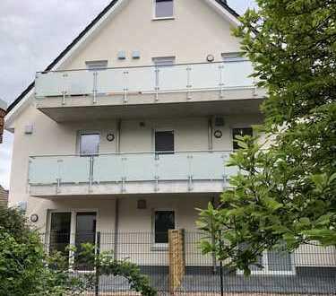 Erstbezug: exklusive 3-Zimmer-Obergeschosswohnung mit Einbauküche und Balkon in Oldenburg