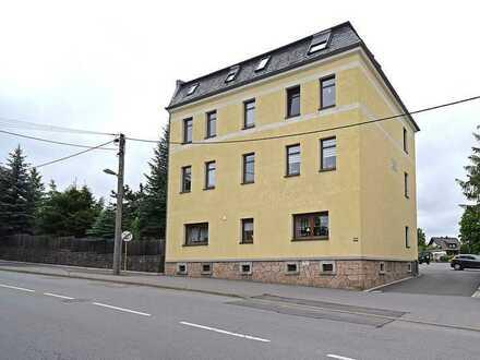 *Gesucht – Gefunden! - komplett renovierte Single- Wohnung in Hartenstein*