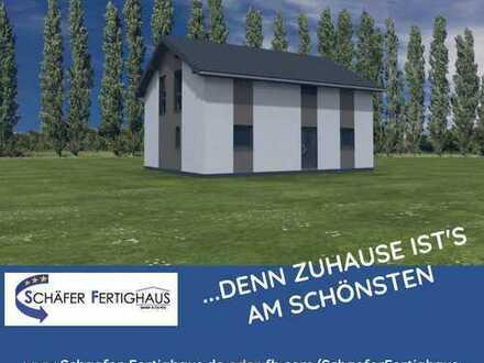 Bauen Sie mit uns Ihr Wunschhaus auf ein eingewachsenes Grundstück im Weindorf Volxheim