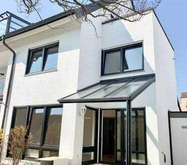 Tolle DHH auf 3 Etagen mit Terrasse, Dachterrasse und Garten in Stuttgart - Luginsland