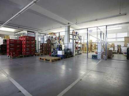 Lager-/Werkstattflächen
