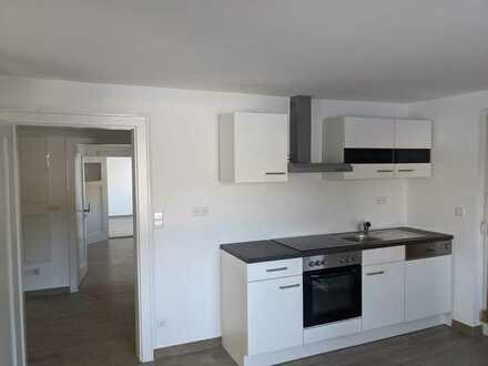 Große, helle und sanierte Wohnung in ruhiger Lage