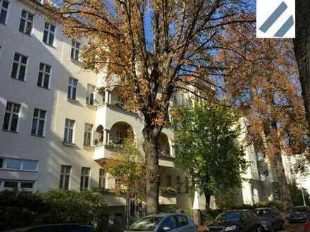 Kapitalanlage in Friedenau: 2 Zimmer mit Balkon nahe Friedrich-Wilhelm-Platz