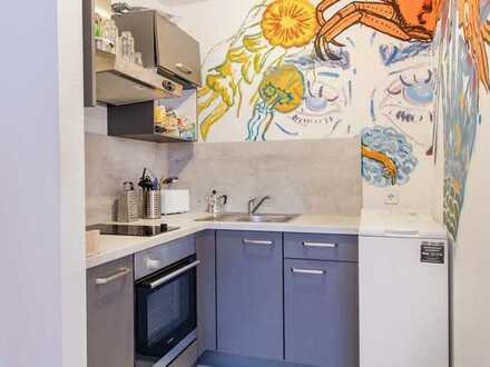 1-Zimmer-Wohnung als Kapitalanlage