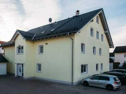 Attraktive, neuwertige 3-Zimmer-Wohnung in Türkheim