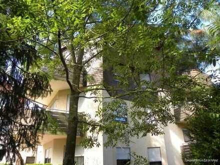 Sehr gut geschnittene 2 Zimmerwohnung mit Balkon und TG Platz in Plieningen zu verkaufen!