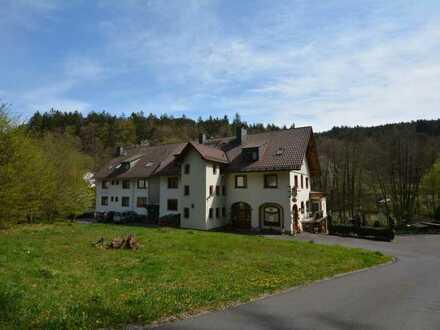 Provisionsfrei: Landhotel in idyllischer Lage am Bachlauf