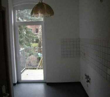Falkenstein: klein, hell und ruhig, mit Balkon
