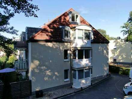 Attraktive 3-Raum-Wohnung mit kleinem Balkon in Königs Wusterhausen direkt am Wald und am Wasser