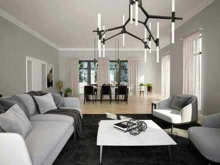 Eleganz trifft Lage - Neubau Wohnung mit XXL-Balkon im 1. OG links in Traumlage Gartenstadt
