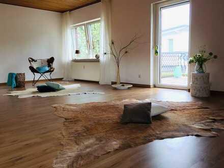 Maisonettewohnung mit Sonnenterrasse am Schmölderpark in einem Zweifamilienhaus!
