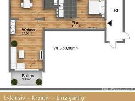Schöne 3-Zimmer Wohnung mit Balkon in Alt - Vinnhorst . . .