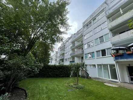 +++Haus im Haus mit Terrasse und Garten+++Bezugsfrei+++Renovierungsbedürftig+++