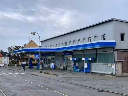 Aral Tankstelle in der Region Ravensburg zu Verpachten