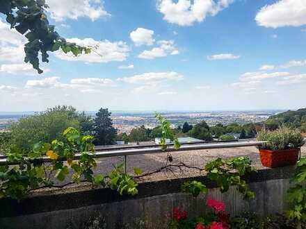 Gepflegte Maisonette-Wohnung mit drei Zimmern sowie Balkon und EBK in Heidelberg