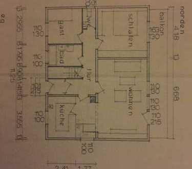 Erstbezug nach Sanierung mit EBK und Balkon: attraktive 3,5-Zimmer-Erdgeschosswohnung in Aldingen