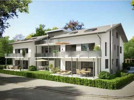 Erstbezug Neubau - 4-Zimmer Erdgeschosswohnung mit Terrasse und Garten in Bad Krozingen