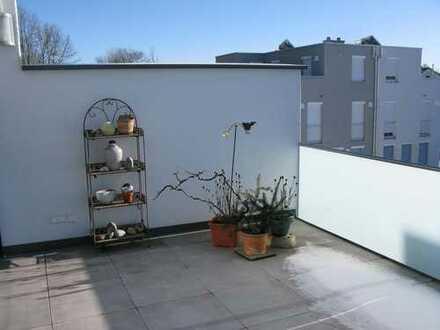 Nachmieter gesucht für sonnige 3-Zimmer-Wohnung mit großer Terrasse