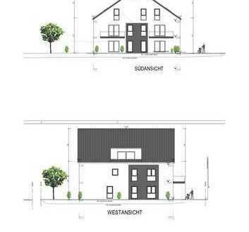 Die Alternative zum Haus. Schöne, geräumige fünf Zimmer Wohnung für Gartenliebhaber in Großwallstadt
