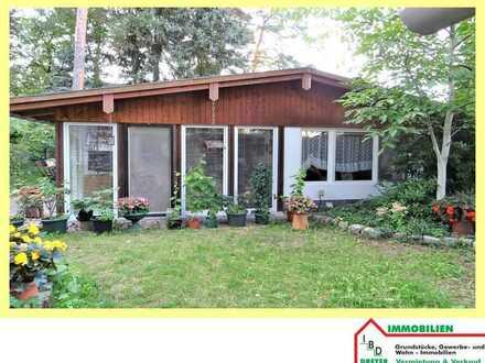 Kleinhaus mit Wohnbaugrundstück