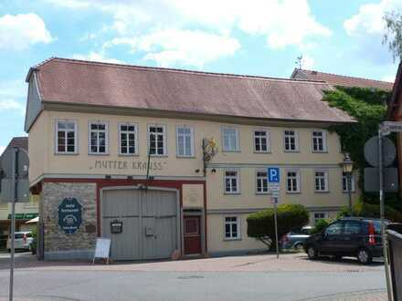 """Traditionsgaststätte mit Hotel """"Mutter Krauss"""" zu verkaufen!!"""