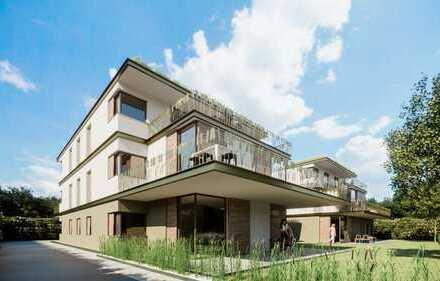 Life & Style - Top moderne 3 Zimmer Wohnung im Erstbezug mit ca. 42 qm großem Balkon!