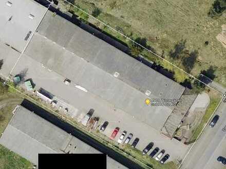 Halle, Lagerhalle, Produktionshalle 1300m² Halle+3085m² Grundst.
