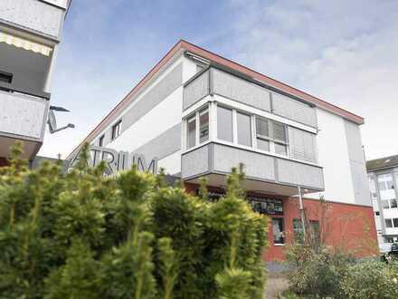 Großzügige 2,5 Zimmer Eigentumswohnung im Zentrum für Anleger