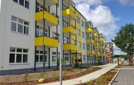 Schöne sanierte 1-Zimmerwohnungen mit Balkon